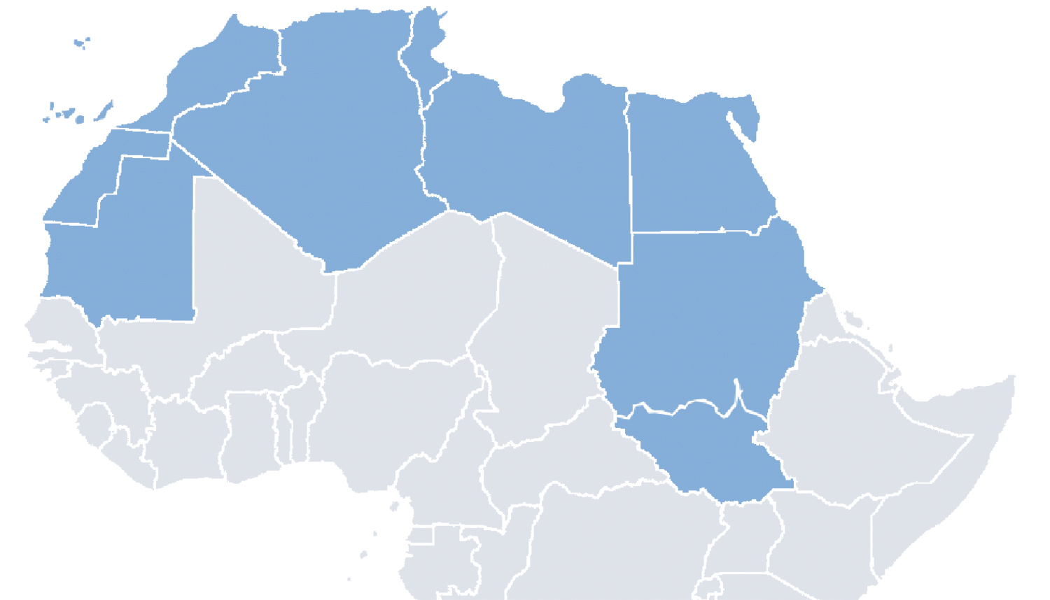 Hydropower In North Africa Hydro News Africa ANDRITZ HYDRO - North african countries
