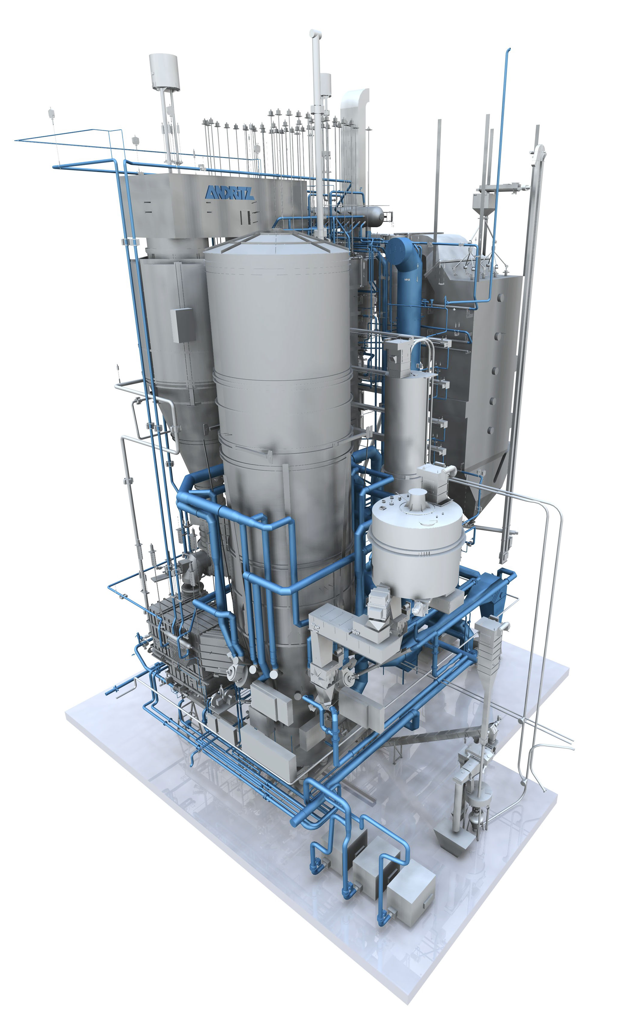 Andritz Ag To Supply Five Circulating Fluidized Bed
