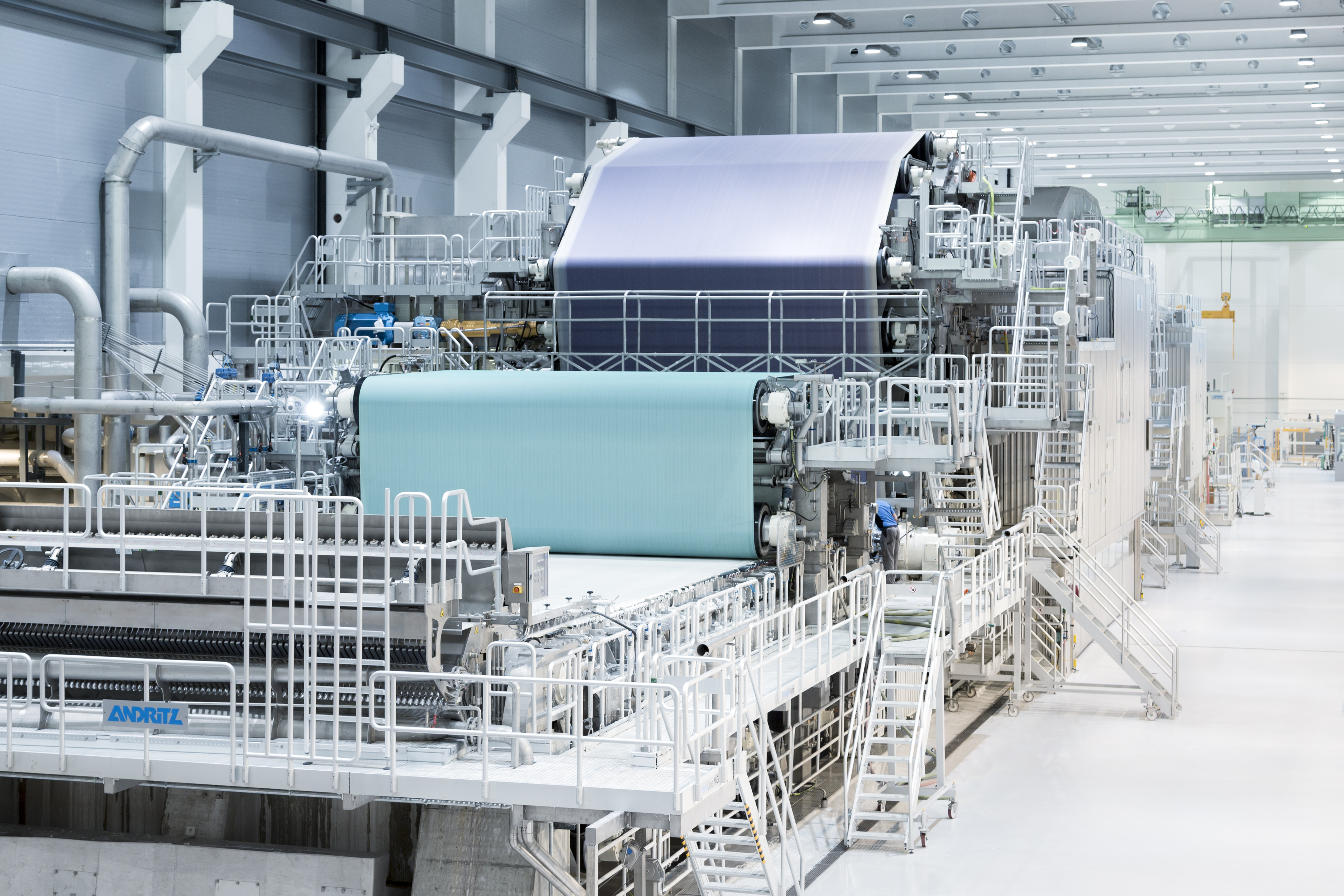 Andritz To Supply Another Paper Machine To Zellstoff P 246 Ls