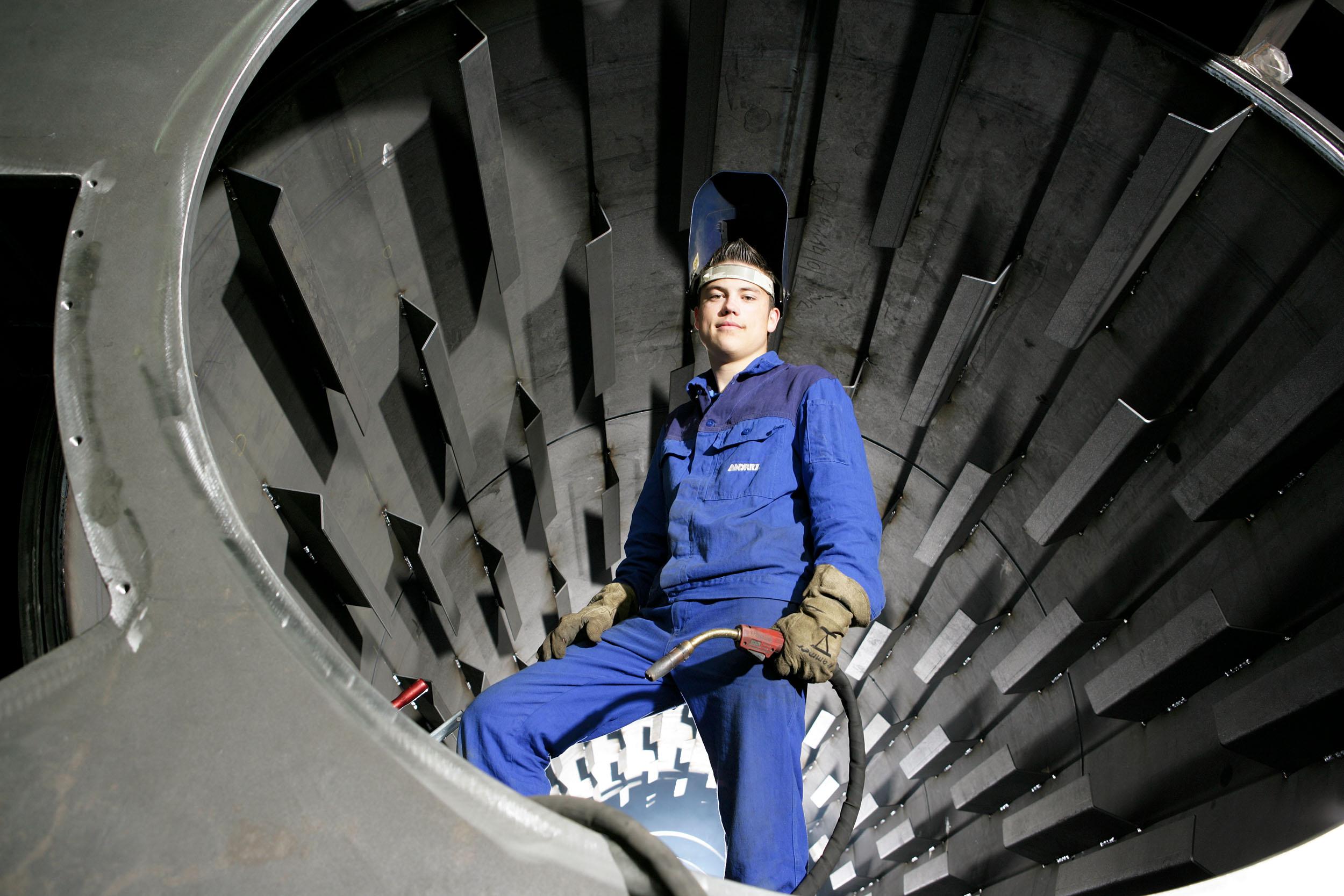 Apprenticeship Training In Weiz Andritz Hydro Gmbh