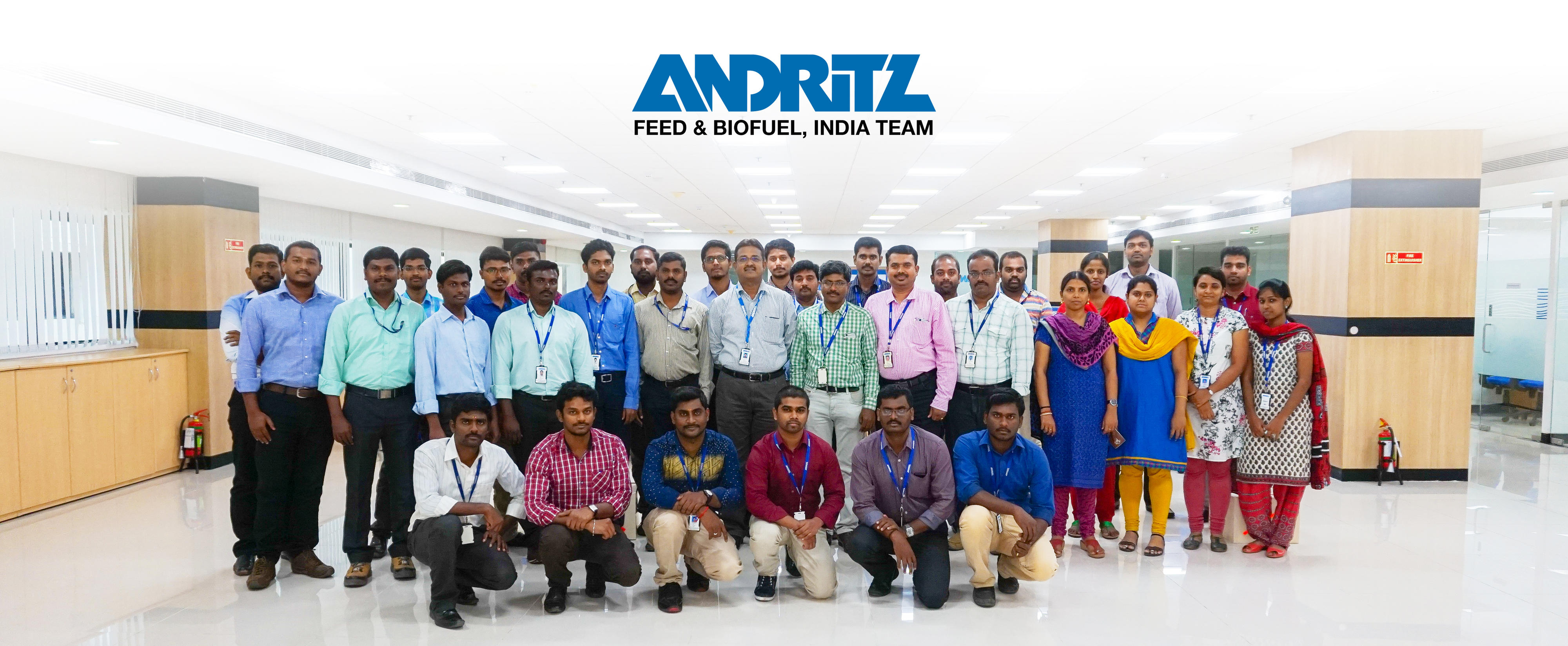 ANDRITZ Feed and Biofuel- India