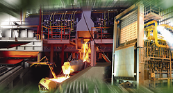 Furnace systems for the steel and copper industry